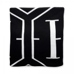 Pled H MONOGRAM Black